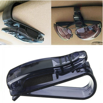 Car Auto Sun Visor Glasses Sunglasses