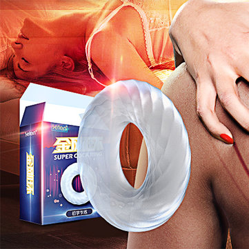 Leten High Elastic 3 Size Soft Delay Ejaculation Cock Rings Sex Toys