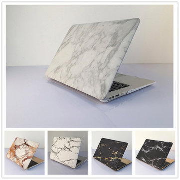 Marble Matte Hard Case Cover Top Bottom Shell For Macbook Air 11.6 Inch