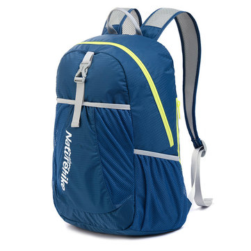 Naturehike 22L Travel Backpack Unisex Sports Hiking Shoulder Bag Rucksack Folding Pack