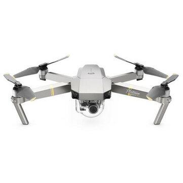 DJI Mavic Pro Platinum FPV con 3 Assi Giunto Cardanico 4K Fotocamera Rumorosità RC Drone Quadricottero