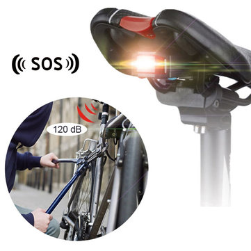 ANTUSI A4 Bicycle Wireless Rear Light