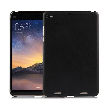 PU + PC Tablet Чехол Защитная задняя крышка для Xiaomi Mi Pad 3 - BLACK