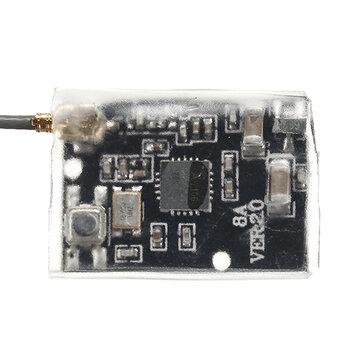 8 / 18CH Mini Receiver Met PPM iBus SBUS Uitgang voor Flysky i6 i6x AFHDS 2A Transmitter