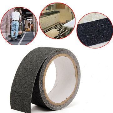 300cm x 5cm PVC Anti Slip Tape Non Slip Stickers Adhesive Backed