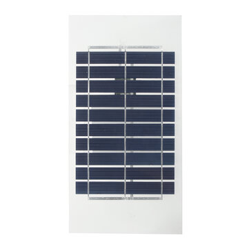 4W 5V 310*160mm Semi Flexible Mono Solar Panel With Battery Charger For Smartphones Fans