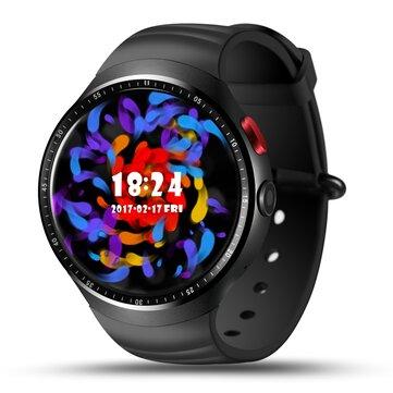 LEMFO LES1 Watch 1.39 inch AMOLED Circular Display Fashion 16GB ROM 3G GPS WIFI Smart Watch Phone