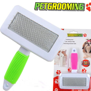 Sticky Beads Pet Gilling Comb With