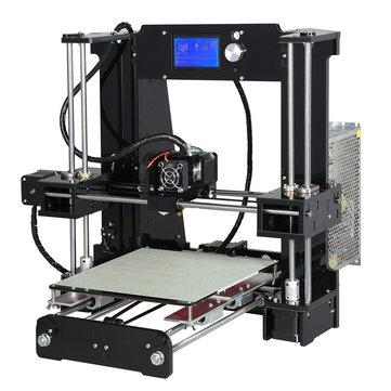 Anet® A6 3D DIY Printer Kit 1.75mm / 0.4mm Падтрымка ABS / PLA / HIPS