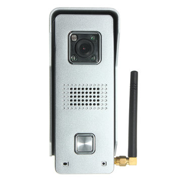 Super Waterproof WiFi Video Door Phone Intercom Doorbell Peephole Camera Remote Unlock PIR IR Night Vision  sc 1 st  Banggood & Super Waterproof WiFi Video Door Phone Intercom Doorbell Peephole ... pezcame.com