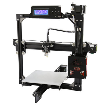 Anet® A2-2004 Prusa I3 3D Printer DIY Kit 1.75mm / 0.4mm Support ABS / PLA