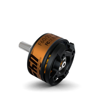 T-Motor F60 2207 2200KV 2450KV Brushless Motor 3-4S For 250 260 280 RC Frame Kit