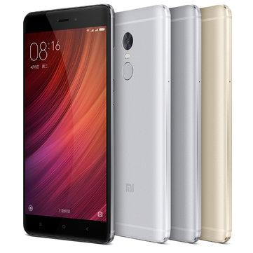 Xiaomi Redmi Note 4 Fingerprint 5.5-inch 3GB RAM 64GB MTK X20 Deca-core...