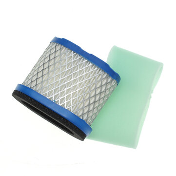 Air Filter + Sponge For Briggs Stratton 498596 690610 697029 5059h 4207