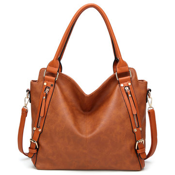 Women's Vintage Tote Shoulder Bag Handbag