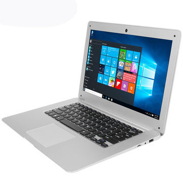 Jumper EZbook 2 Ultrabook 14.1 Inch Intel Kiriya Z8350 10 4GB / 64GB Quad Core Laptop
