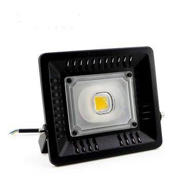 AC170-300V 30W/50W  IP65 Waterproof Anti-thunder Temperature Control Ultrathin LED Flood Light