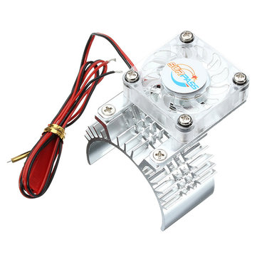 Vkarracing 1/10 4WD Radiator Fan MA395 Voor 51201 51204 RC Car