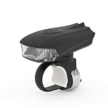 Machfally Duitse Standard Smart Sensor Warning Light Shock Sensor LED koplampbeschermers USB opladen Night Riding