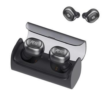 [TrulyWireless]RiverSongAirX2Мини-шумоподавление Dual Bluetooth Наушники с зарядкой Коробка
