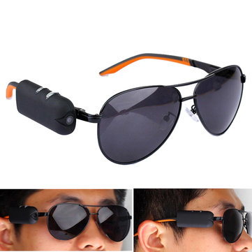 XANES K9 Mini 1080P Video Camcorder Sports Glasses Hd Recording Movement Dection Sunglasses With Cam