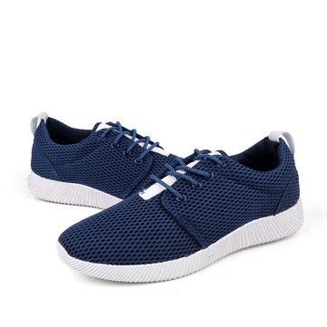Heren sport Schoenen Mode Ademend Casual Sneakers running Shoes