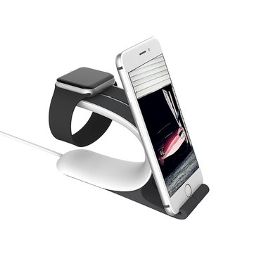 Charging Stand Silicone Dock Holder Station