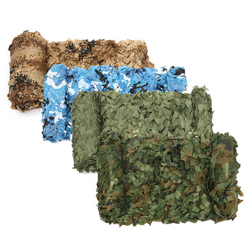 4mx2m Camo Camouflage Net For Car