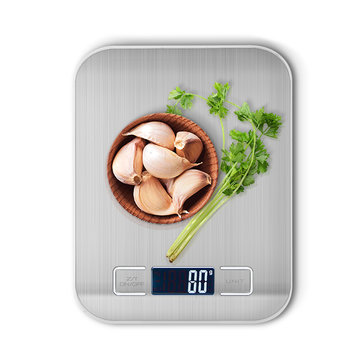 Honana HN-MS2 Digital Kitchen Scale 5000g/1g