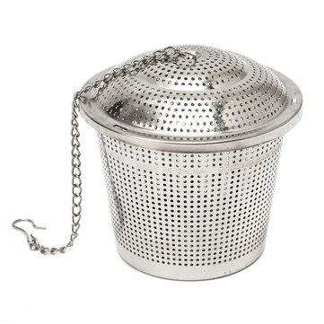 Stainless Steel Hop Steeper Infuser Tea Herb Ball Dry Hopping Filter