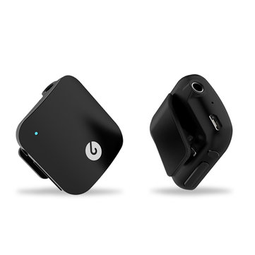 Pérdida L8 Sport Business Clip-on Wireless Bluetooth Adaptador de audio Receptor