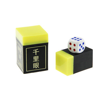 MagicTrickPropPlasticGroteSquare Clairvoyance Fun Gift Toys