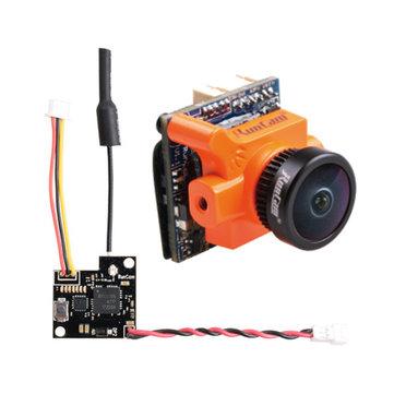 R유니캠 Micro Swift 2 600TVL CCD 카메라 및 TX25 5.8G 48 채널 25mw 비디오 송신기 FPV 콤보