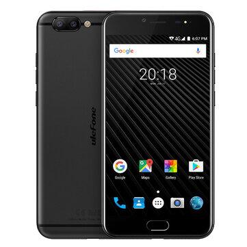Ulefone T1 Global Version 5.5 Inch 6GB RAM 64GB ROM MTK Helio P25 Octa core 4G Smartphone