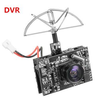 Eachine DVR03 DVR AIO 5.8G 72CH 0/25mW/50mW/200mW Conmutable VTX 520TVL 1/4 Cmos FPV Cámara