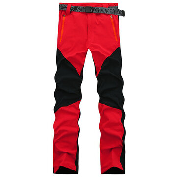 กางเกงว่ายน้ำบุรุษ Outdooors Quick Drying Climbing กางเกงสีสะกด Breathable Sport-pants