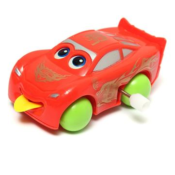 Plastic Children Kid Baby Lovely Sport Car Educational Wind Up Toy