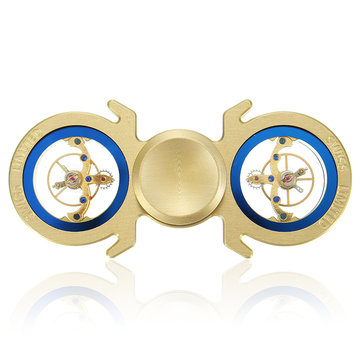 ECUBEE Spinner The Mechanic Movimento svizzero Fidget Spinner Hand Spinner Ridurre il gadget di stress