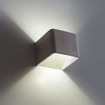 Modern 3W LED Wall Light Bedroom Living Room Wall Sconce Fixture