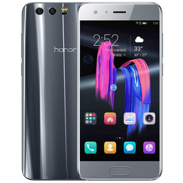Buy HUAWEI Honor 9 5.15 inch Dual Rear Camera 4GB RAM 64GB ROM Kirin 960 Octa core 4G Smartphone for $364.99 in Banggood store