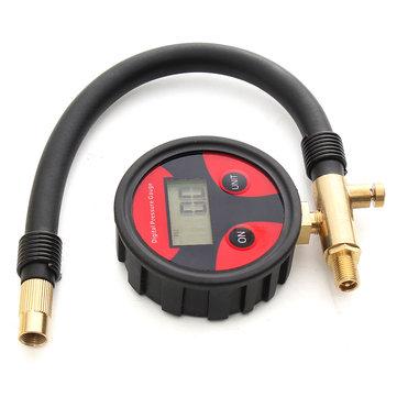 Tyre Tire LCD Digital Air Pressure