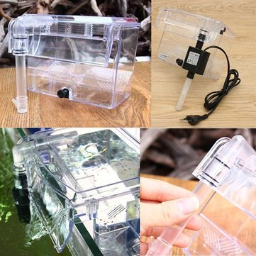 Baby Small Fish Breeding Box Aquarium