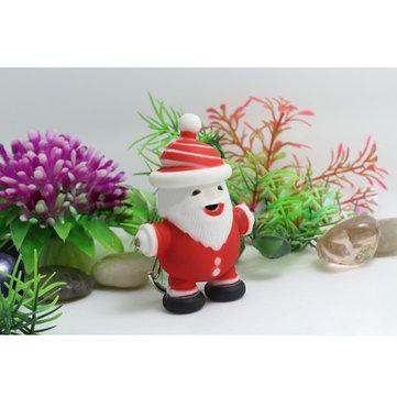 سانتا كلوز ليد المفاتيح هدايا عيد الميلاد زينة