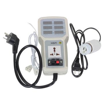 Hp9800 85-265v 20a mano elettrico misuratore di potere detenuto presa di corrente Tester
