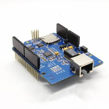 W5200 Ethernet Shield W5100 Upgraded Version Compatible Arduino Mega