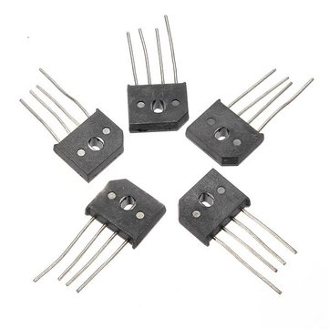 Buy 10A 1000V KBU1010 Single Phases Diode Rectifier Bridge IC Chip for $1.27 in Banggood store