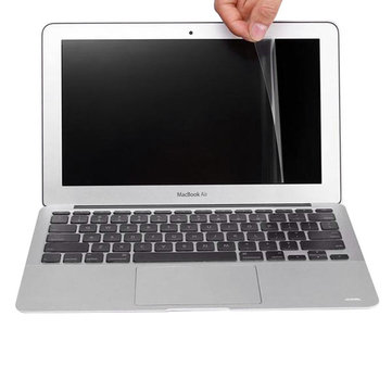 High Definition Screen Protective Film voor Macbook Air