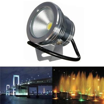 10W Underwater LED Flood Wash Waterproof