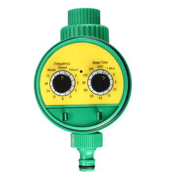 Timer di acqua di controllo del sistema di irrigazione irrigazione automatico elettronico