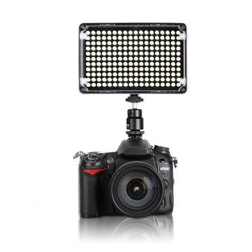 Aputure AL-h198c temperatura 3200k-5500k LED video luce per il canone